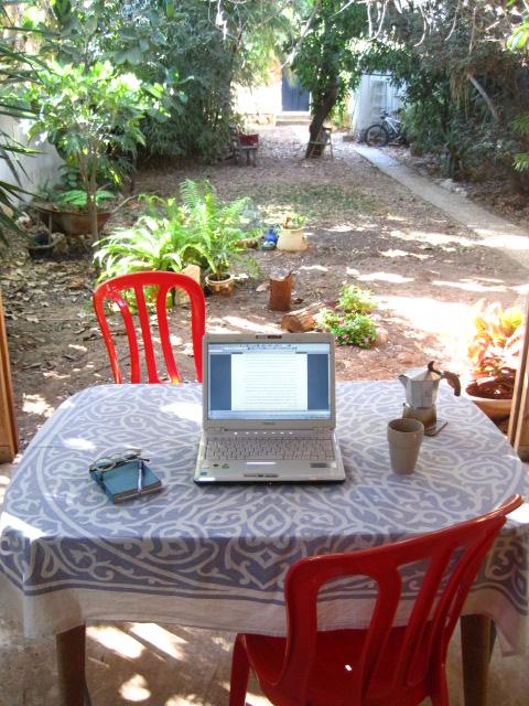 שולחן הכתיבה של אגור שיף