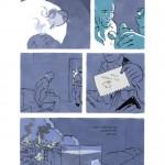 השבוי- דף 4 של הקומיקס מאת אגור שיף